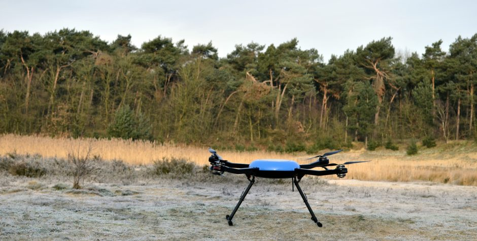5 ways in which the GDPR will impact the drone sector