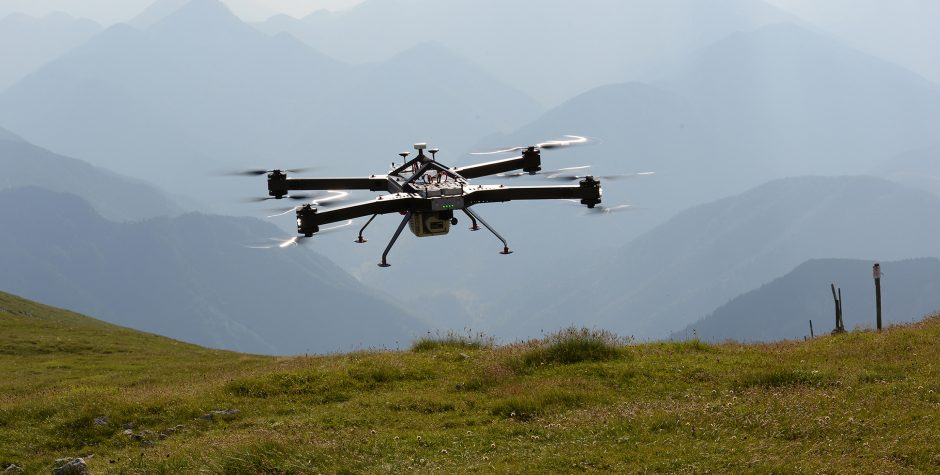 Drone Guidelines in Germany for Professional Users